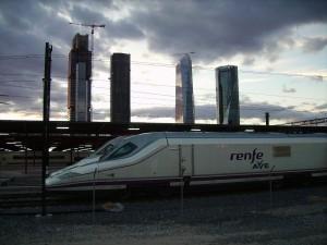 El Tubo de la risa 3 permitirá una mejor conexión entre los AVE del norte y sur peninsular. Foto: Ricardo Ricote Rodríguez.