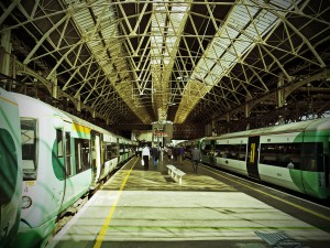 Las alteraciones del servicio en la estación de London Bridge han sido una de las principales causas de la multa impuesta. Foto: Gerry Balding.