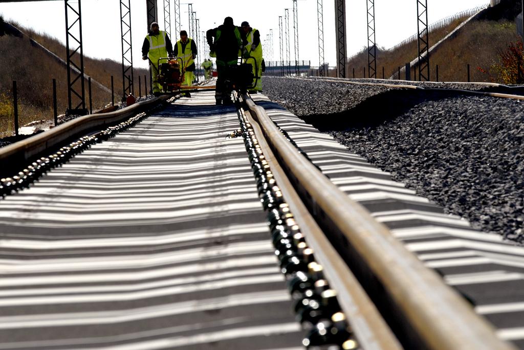 El HS2 es un ambicioso proyecto de alta velocidad en Reino Unido. Foto: Ministerio de Fomento.