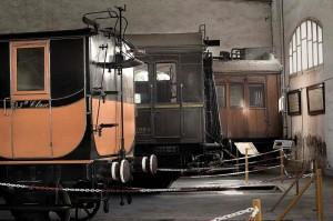 La inversión del Ministerio de Fomento en los Museos del Ferrocarril de Cataluña y Madrid ayudará a conservar las instalaciones de ambos. Foto: Museo del Ferrocarril de Cataluña.