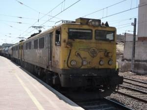 La 269-517 en Alcázar de San Juan. Foto: Miguel Bustos.