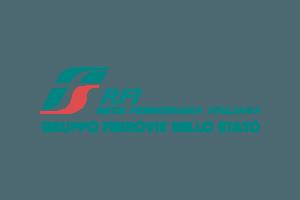 Rete Ferroviaria Italiana (RFI) se ve envuelta en un escándalo tras la detención de su presidente. Foto: Logo Share.