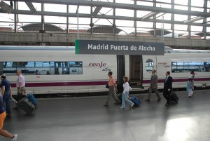 Los cambios en la estación de Atocha tienen como objetivo simplificar la conexión con los Cercanías con destino a la T4 del aeropuerto. Foto: Mike Slichenmyer.