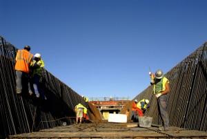 La alta velocidad se lleva más de la mitad de los presupuestos del Departamento de Medio Ambiente del País Vasco. Foto: Ministerio de Fomento.