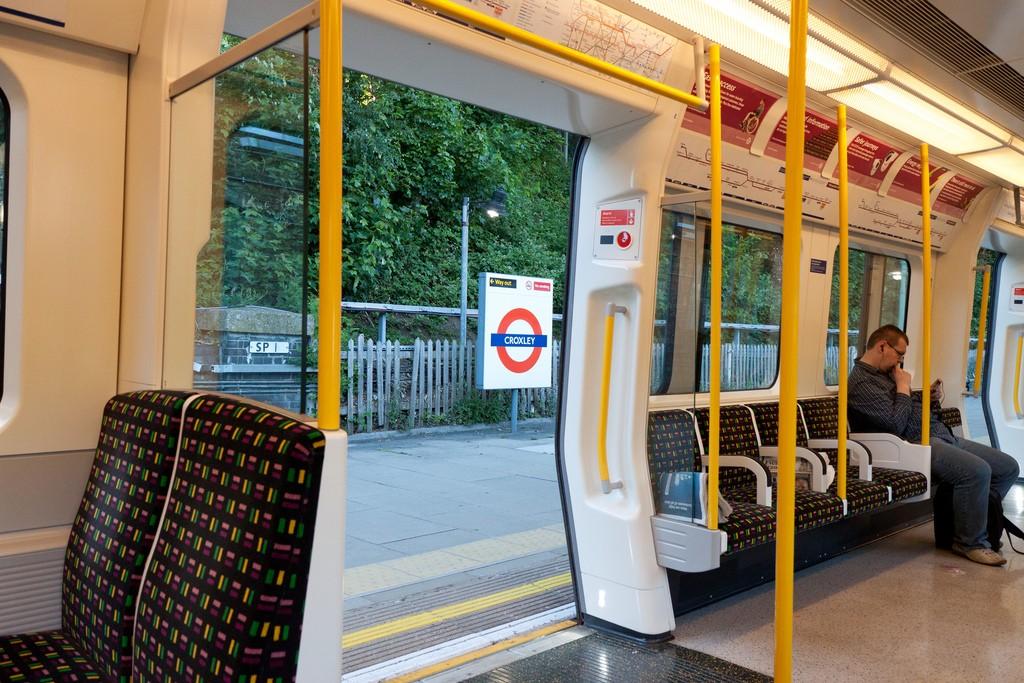 La ampliación de la Metropolitan Line partirá de la existente estación de Croxley (en imagen). Foto: Tom Page.