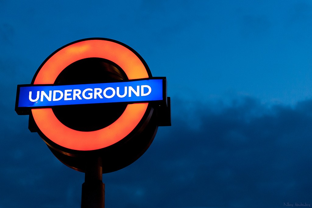 El metro de Londres podría batir su récord de nuevo antes de que acabe el año. Foto: Nikos Koutoulas.