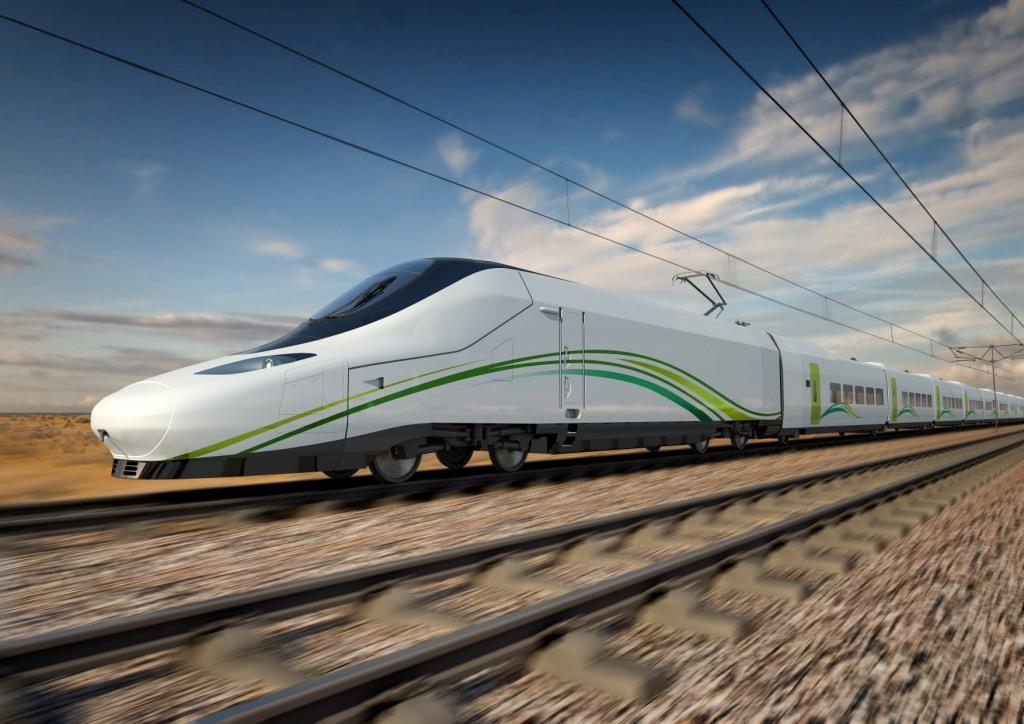 Desde Arabia Saudí aseguran que el TAV a La Meca se estrenará en el plazo previsto inicialmente. Foto: Saudi Railways.