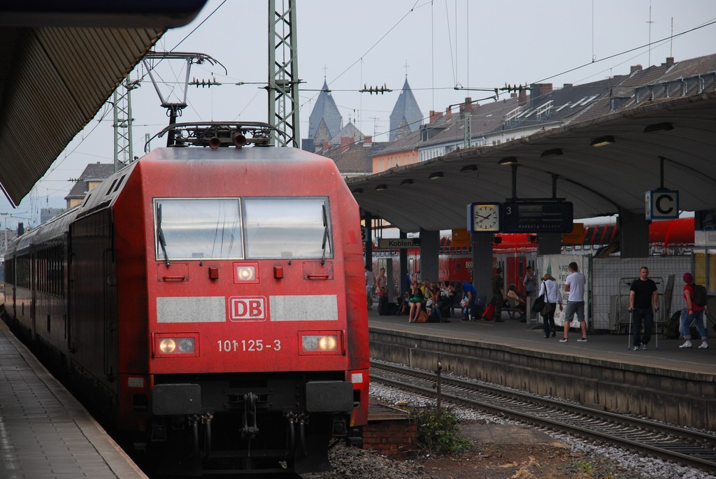 cambio para DB. Foto: Ingolf.