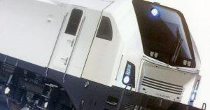 Así será la Euro4001 de StadlerRail. Imagen a ordenador facilitada por Stadler Rail. Fuente: Railcolor News.