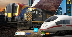 Portada de Train Simulator 2019