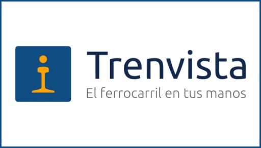Nuevo logotipo de Trenvista