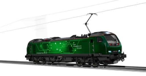 Rénder de la futura serie 93 de Rail Operations Group