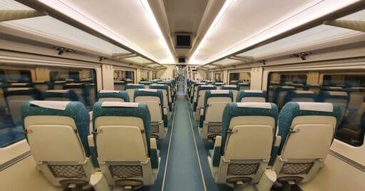 Con el nuevo esquema de tarifas de Renfe los asientos de la antigua clase Turista pasarán a llamarse estándar.