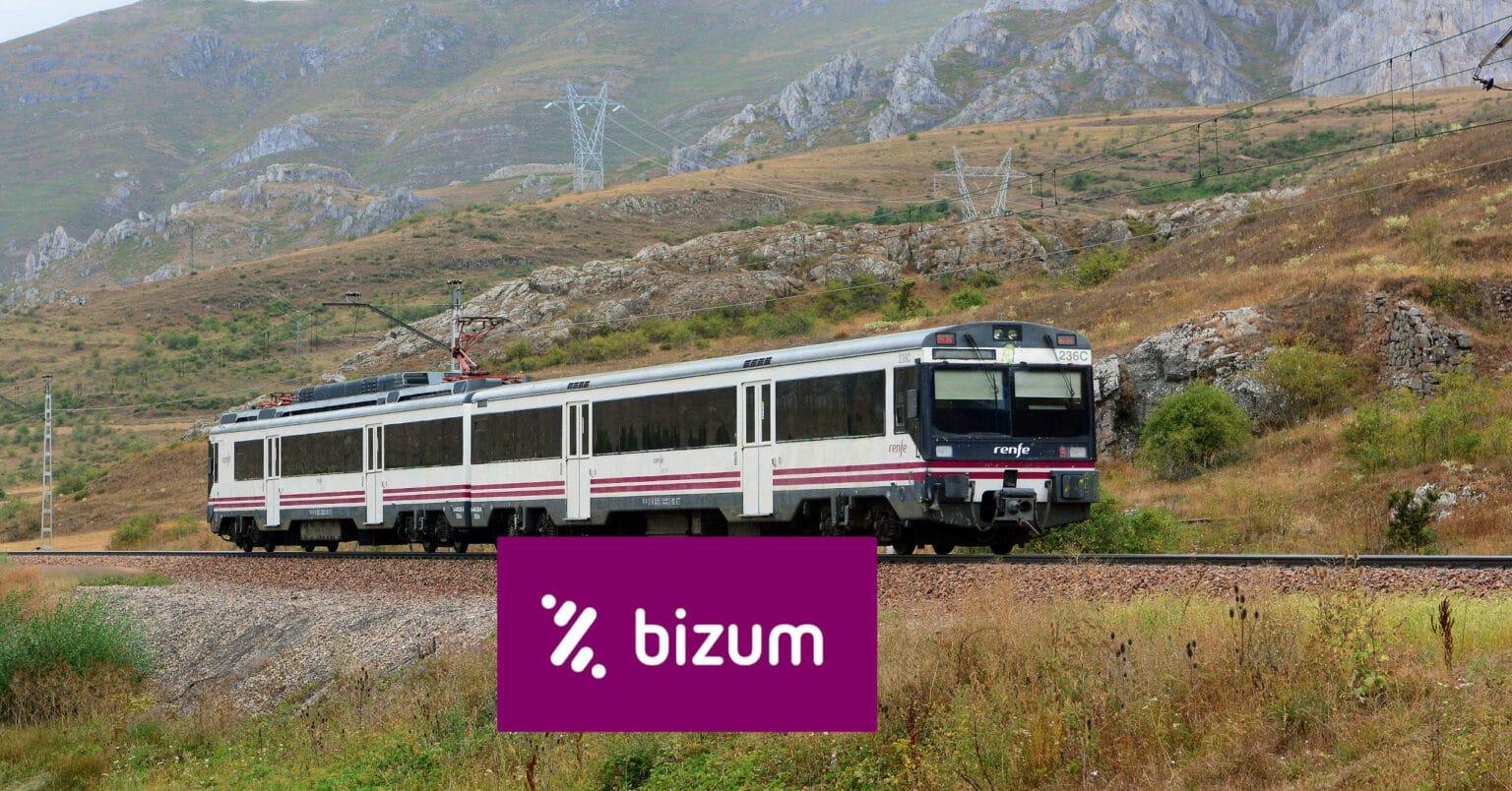 Renfe incorpora Bizum para pagar billetes de tren en la web. NELSO SILVA