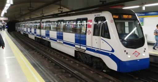 Con la ampliación de la línea 3 de metro a El Casar se podrá viajar desde Moncloa, Plaza de España o Lavapiés hasta Getafe sin transbordo. MIGUEL BUSTOS.