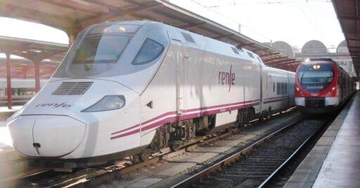 De producirse la OPA sobre Talgo por parte de CAF, estos trenes serán de un mismo fabricante.