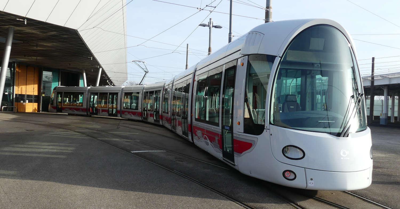 Los 35 nuevos tranvías Citadis para Lyon serán similares a los últimos 15 entregados entre 2020 y 2021. © ALSTOM